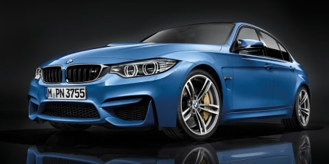 BMW M3 and M4 : available with BMW Service Inclusive and condition based servicing