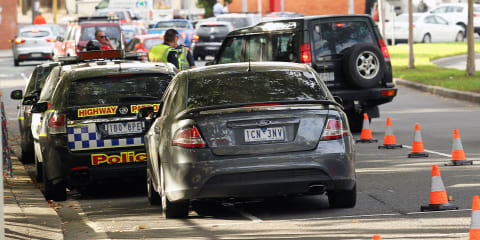 Victoria Police to trial world-first GPS tracking to deter car theft