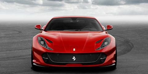 Ferrari posts global sales record