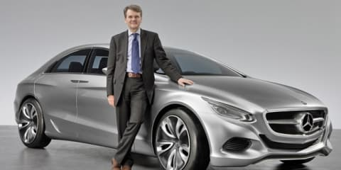 Mercedes-Benz plans hybrid variant for entire range by 2014