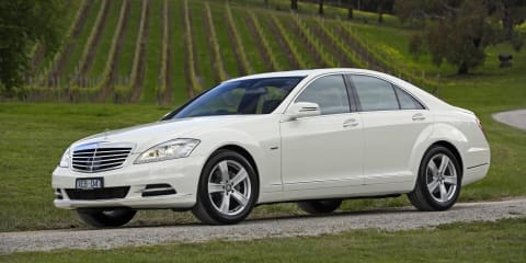 2012 Mercedes-Benz S-Class electric: latest news