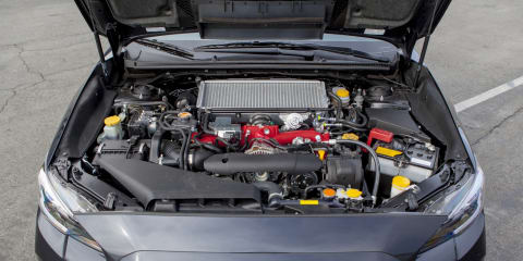 "Subaru WRX STI : Engine has ""reached the highest point"""