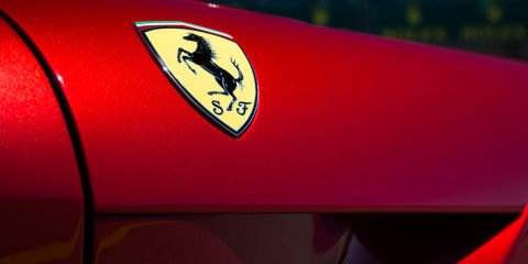 Ferrari: Hybrid supercar to be revealed this month