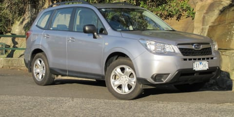 2014 Subaru Forester Review : 2.5i Auto