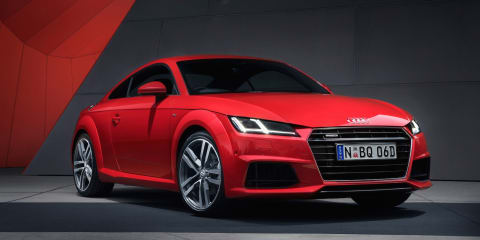 2015 Audi TT arrives in February from $71,950