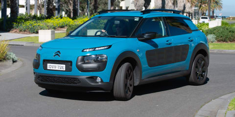 2018 Citroen C4 Cactus Exclusive long-termer: Urban driving