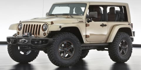 Jeep Wrangler next-generation : Lighter, better aerodynamics and fuel economy