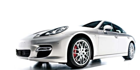 Porsche Panamera brand's best selling model in US for the first time