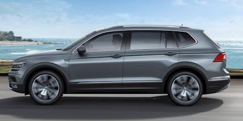 2018 Volkswagen Tiguan Allspace specs announced