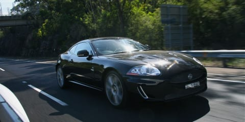 Jaguar XKR Review & Road Test