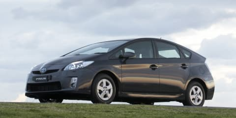 Toyota Prius could face recall over braking issue