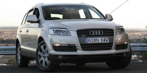 Audi Q7 V8 4.2 FSI Road Test