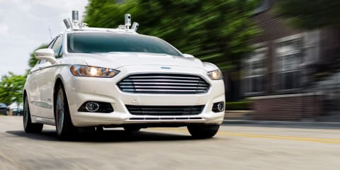US draft legislation frees self-driving cars from safety standards