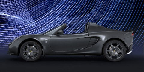Special edition Lotus Elise Club Racer