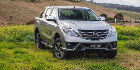 2018 Mazda BT-50 GT dual-cab review