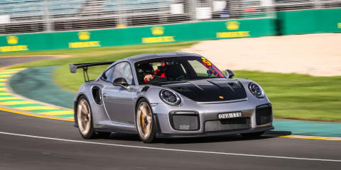 2018 Porsche GT2 RS track review