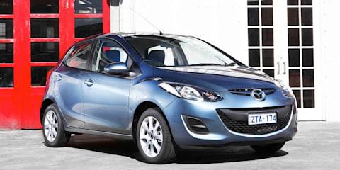 Light car sales 2013: Mazda 2 wins segment as Toyota Yaris stumbles