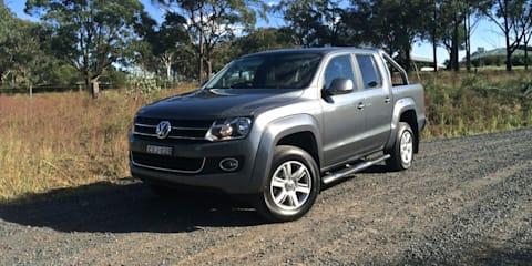 2015 Volkswagen Amarok TDI420 Highline Review