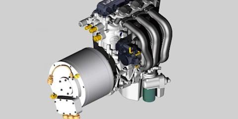Lotus' Range Extender petrol-hybrid unveiled