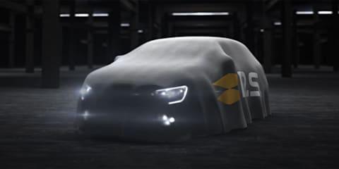2018 Renault Megane RS teased in video