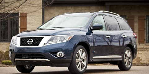 Nissan Pathfinder Hybrid: supercharged and electrified SUV