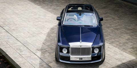 Rolls-Royce looks to coachbuilt future