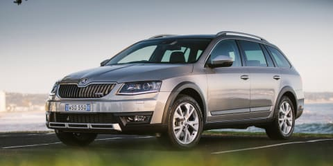 2017 Skoda Octavia Scout pricing and specifications: 135TDI variant not available for now
