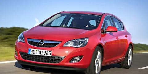 Opel: New Cars 2012