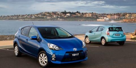 Toyota Prius C: the $23,990 hybrid