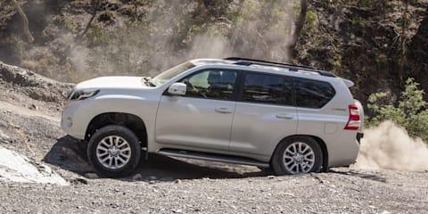 2016 Toyota LandCruiser Prado VX : Long-term report three