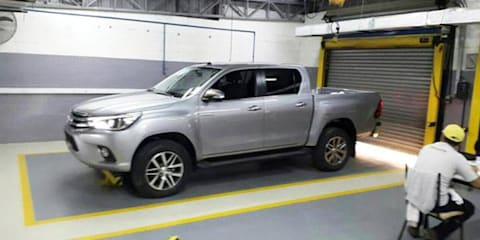 2016 Toyota Hilux's Australian supply challenge - UPDATE