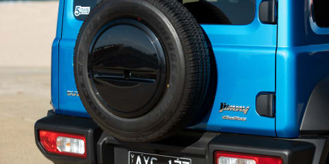 2019 Suzuki Jimny automatic review
