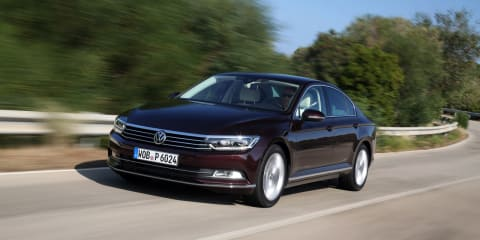 2015 Volkswagen Passat Review