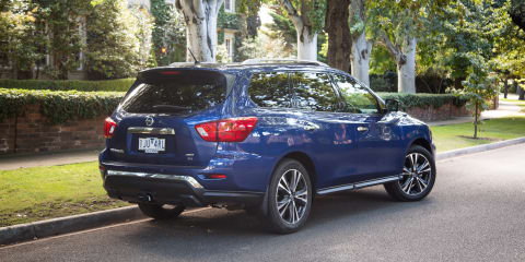 2017 Nissan Pathfinder TI AWD review