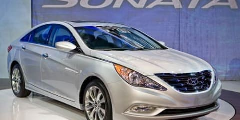 2010 Hyundai Sonata voted safest in US by IIHS