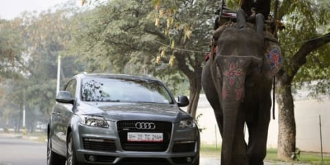 Indian police ignore luxury car crimes