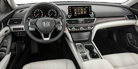 2018 Honda Accord revealed: 10th-gen sedan brings turbo power and more tech
