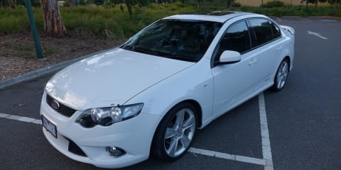 2008 Ford Falcon XR6 Turbo review