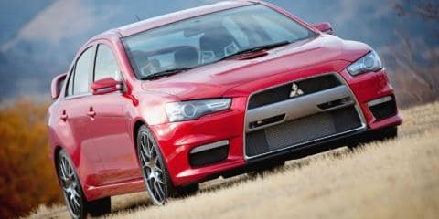 2008 Mitsubshi Evo X Pricing Speculation