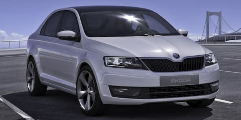 Skoda Rapid: official name for new compact liftback