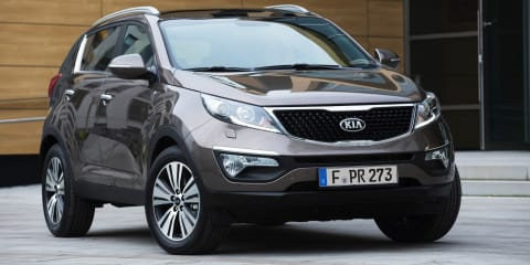 Kia Sportage pricing and specifications