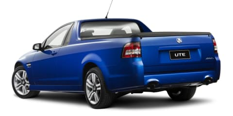 Holden Commodore Ute gets six airbags