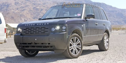 2011 Range Rover with new 4.4-litre V8 Diesel
