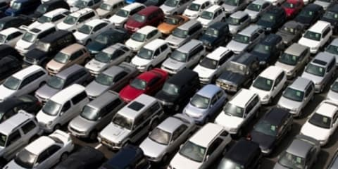 Car sales drop again in April