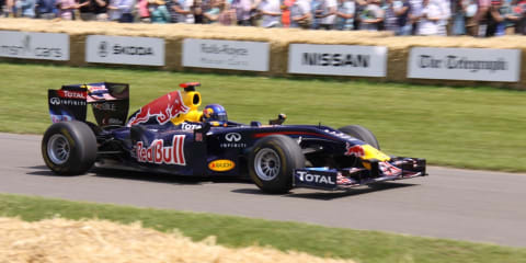 Formula 1 & Indy at 2011 Goodwood Festival of Speed (gallery)