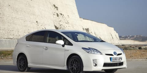 Toyota Prius Generation X edition celebrates 10 years of Prius