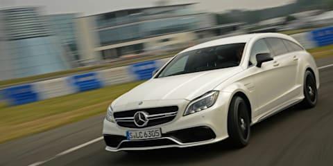 2015 Mercedes-Benz CLS Review