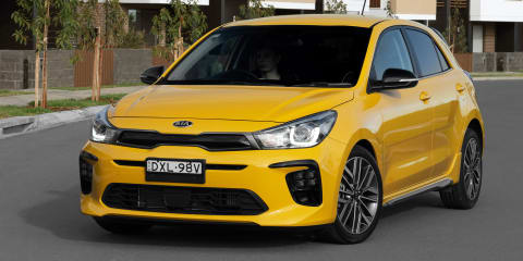 2019 Kia Rio pricing and specs