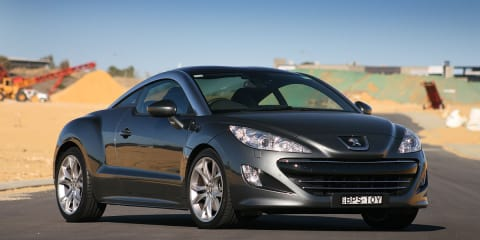Peugeot RCZ HDi Review