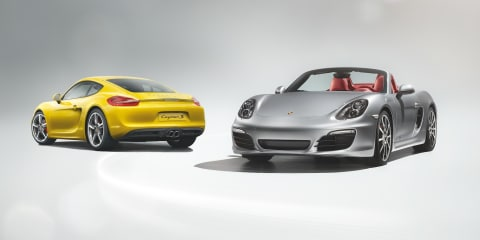 Porsche recalls Boxster, Cayman and 911